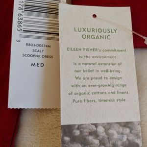 Eileen Fisher Dresses - Eilen Fisher Organic Cotton Dress